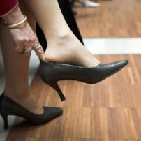 eelt zijkant voet
