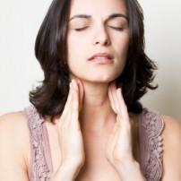 Symptomen keelpijn