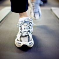 Lopen om gewicht te verliezen