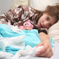 Verkoudheid bij kinderen