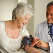 Lage bloeddruk meten