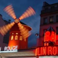 Nachtleven in Parijs