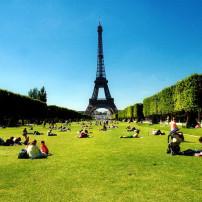 Weer in Parijs