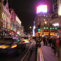 Uitgaan in Londen