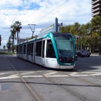 Openbaar vervoer Barcelona