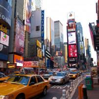 Winkelen in New York