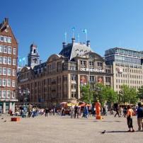 Weer en klimaat Amsterdam