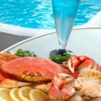 Mag je zwemmen na het eten?