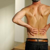 Symptomen rugpijn
