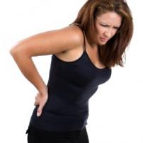 Spit rug symptomen