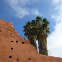 Weer en klimaat in Marrakech