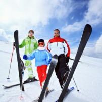 Periodes om te gaan skiën