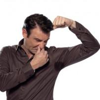 Zweetgeur voorkomen
