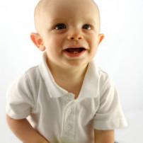 Raad bij baby's eerste tandjes