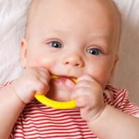 Baby pijn tandjes paracetamol