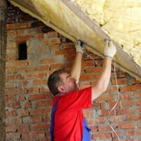 Isolatie van een hellend dak