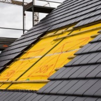 Fouten bij het isoleren van een dak