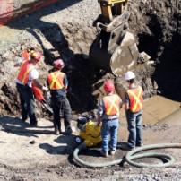 Wat zijn droogzuiging en drainage?