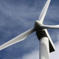 Werking van een windturbine