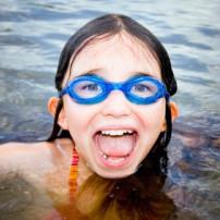 Waterkwaliteit in een zwemvijver