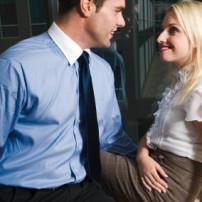 De gevaren van liefde op het kantoor