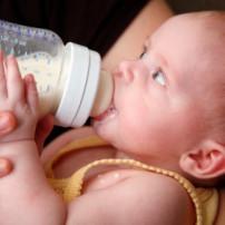 Soorten flesvoeding