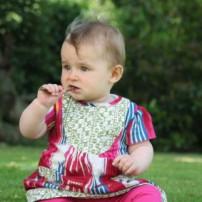 Wat baby's zoal in hun mond steken…