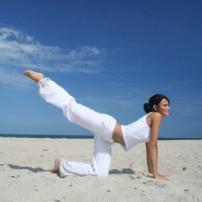 Oefeningen tegen cellulitis