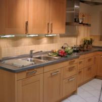 Opbergruimte in de keuken