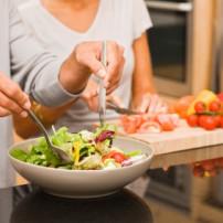 Laag vetgehalte-dieet