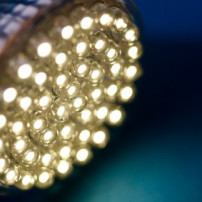 Leds voor tuinverlichting