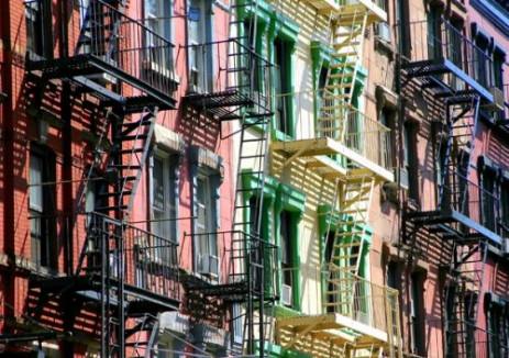 beroemde gebouwen new york