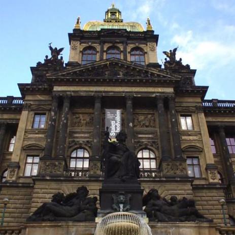 Deel van het Nationaal Museum