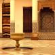 Binnenzicht op het musée de Marrakech