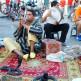 Het gezellige Jemaa-el-Fna plein