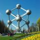 Beeld van het Atomium
