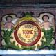 Naambordje van het Koninklijk Theater Toone
