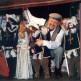 Poppenspeler van het Koninklijk Theater Toone