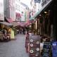 Terrassen in de Beenhouwersstraat