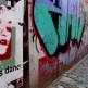 Graffiti in de Marollen
