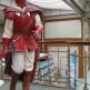Binnen in het Belgisch Stripcentrum