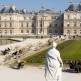 Beeld op de Jardin du Luxembourg