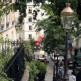 Zicht van op Montmartre