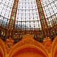 Koepel op de Galeries Lafayette