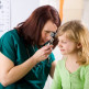 Chronische middenoorontsteking (lijmoor)