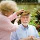 Zorgen voor een persoon met Alzheimer