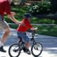 Zo leer je je kind fietsen