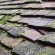 Het onderhouden van het dak