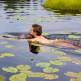 Hoe onderhoud je een zwemvijver?