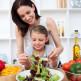 Goede voedingsgewoontes voor kinderen